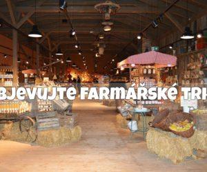 17) Objevujte farmářské trhy