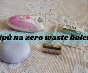 7 tipů na zero waste holení