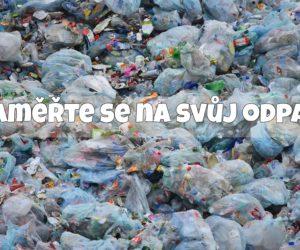4) Zaměřte se na svůj odpad