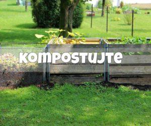 24) Kompostujte
