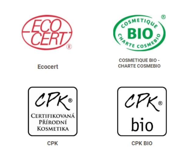 ekologické certikáty