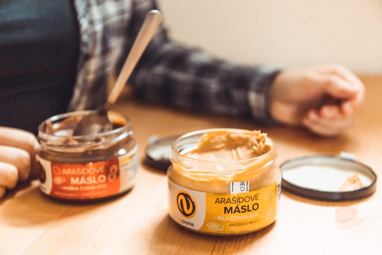 Arašídová másla